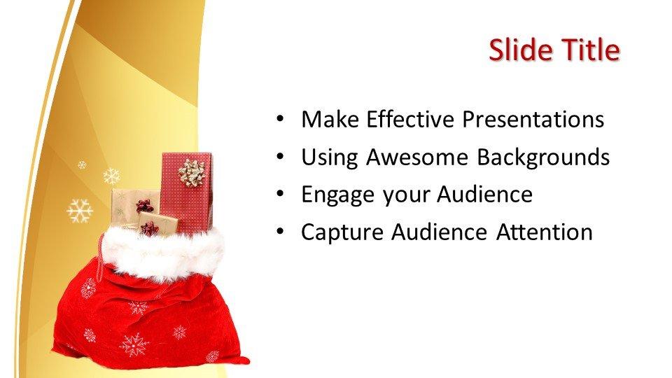 Powerpoint presentacion Plantilla de Año Nuevo