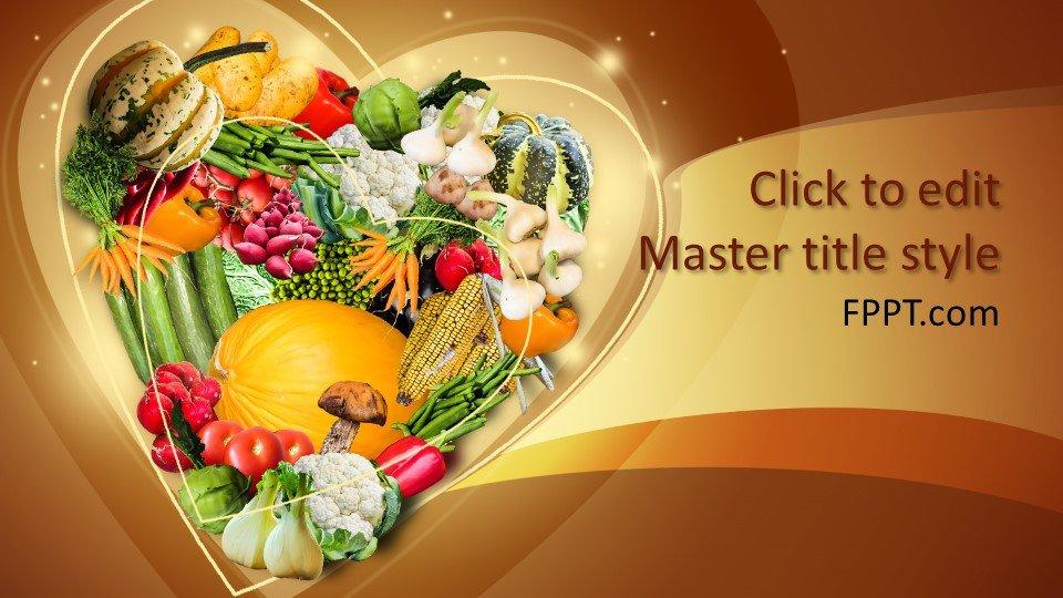 descargar plantilla powerpoint Día de Acción de Gracias