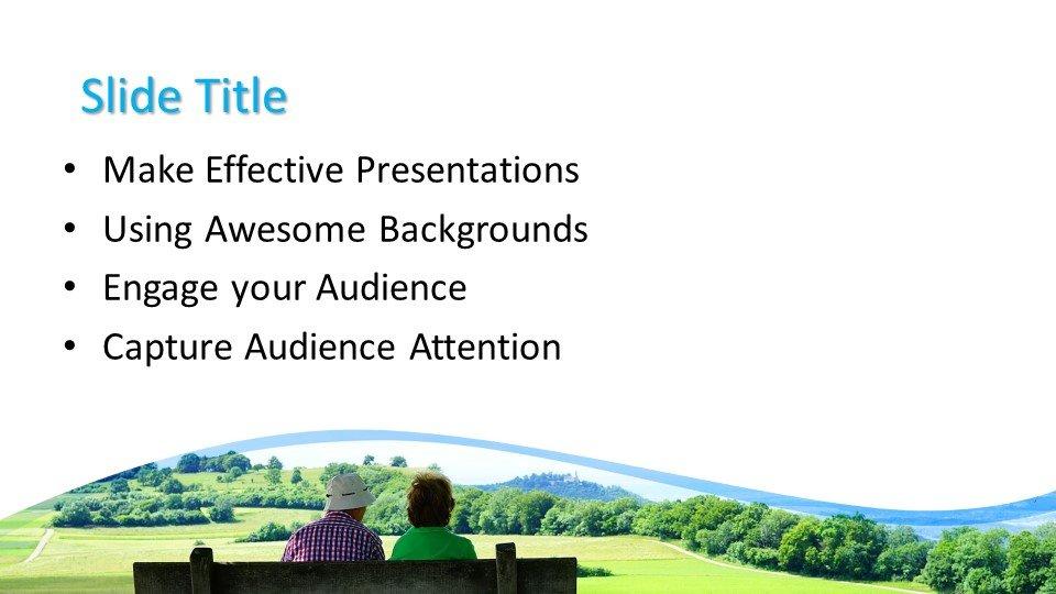 Powerpoint presentacion Personas de edad