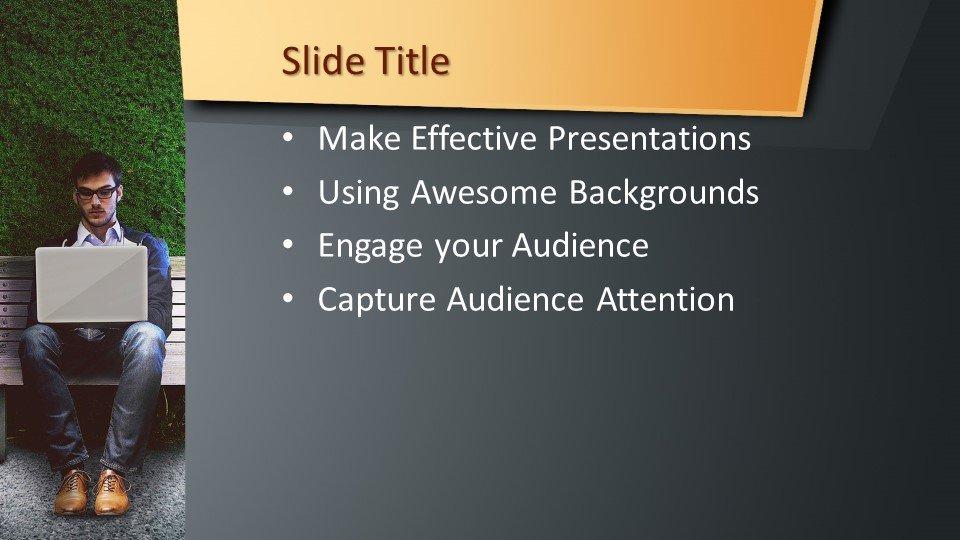 Powerpoint presentacion Trabajo por cuenta propia