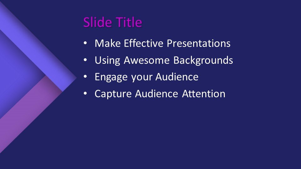 Powerpoint presentacion Fondo abstracto con líneas diagonales