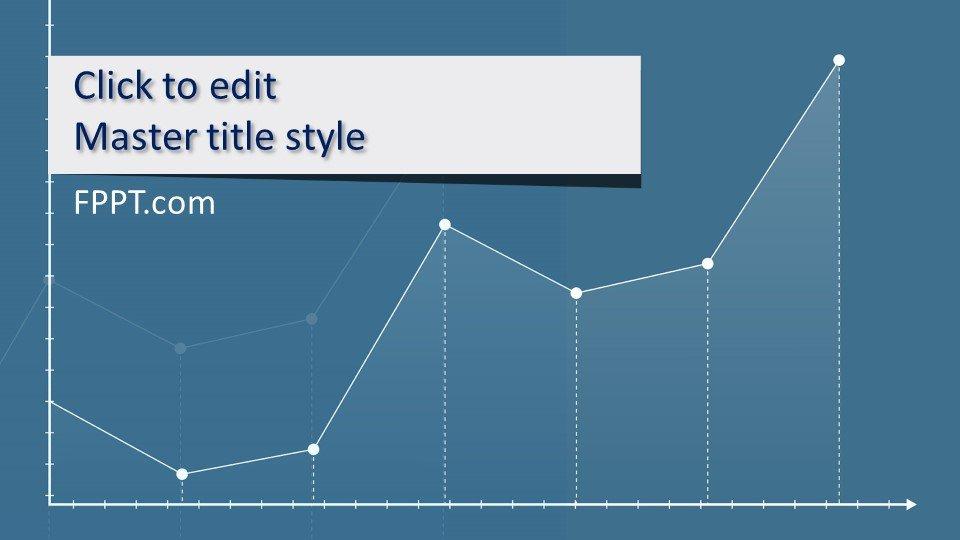 slides plantilla powerpoint Gráfico de Negocio