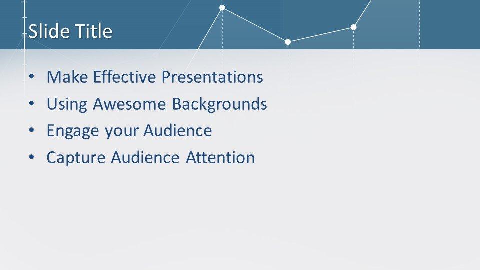Powerpoint presentacion Gráfico de Negocio
