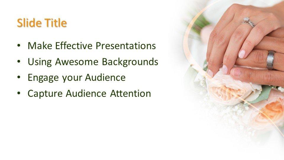 Powerpoint presentacion Novia