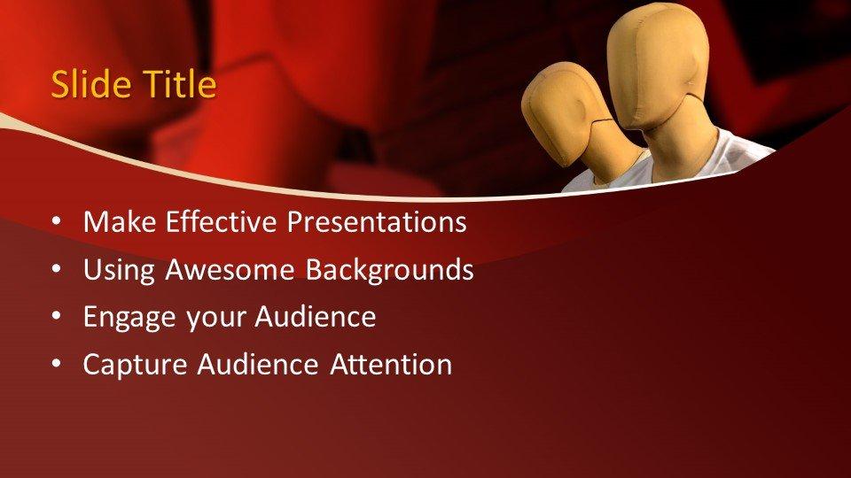 Powerpoint presentacion Maniquí