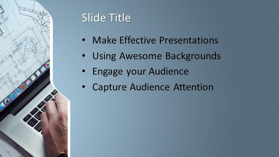 Powerpoint presentacion Arquitecto CAD