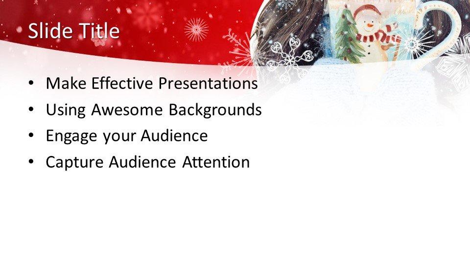 slides plantilla powerpoint Presentación de café