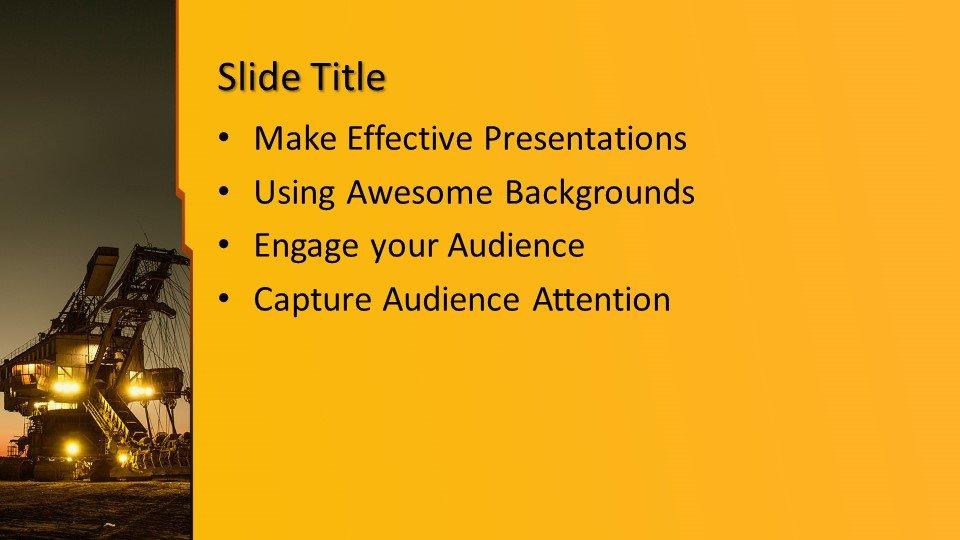 Powerpoint presentacion Equipo pesado