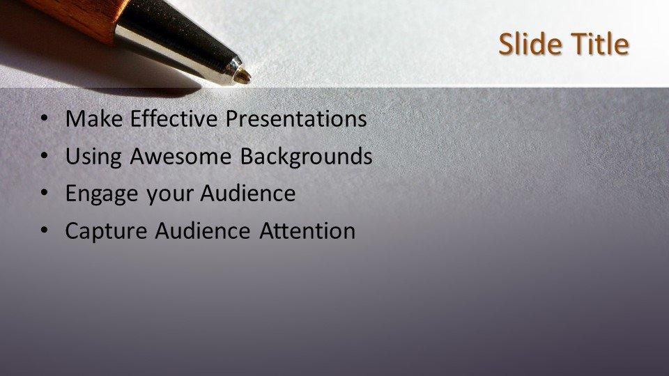 slides plantilla powerpoint Acuerdo