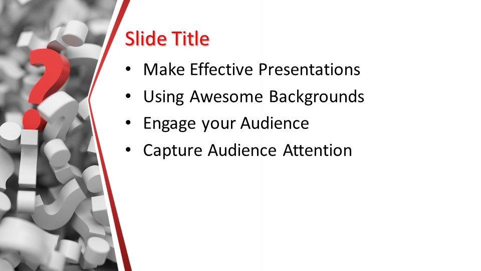 Powerpoint presentacion Preguntas y Respuestas