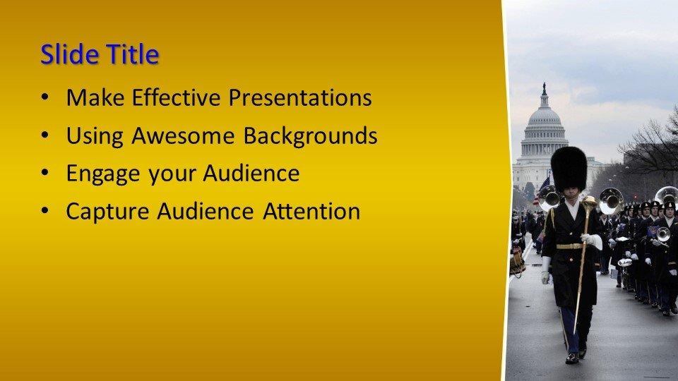Powerpoint presentacion Banda de música