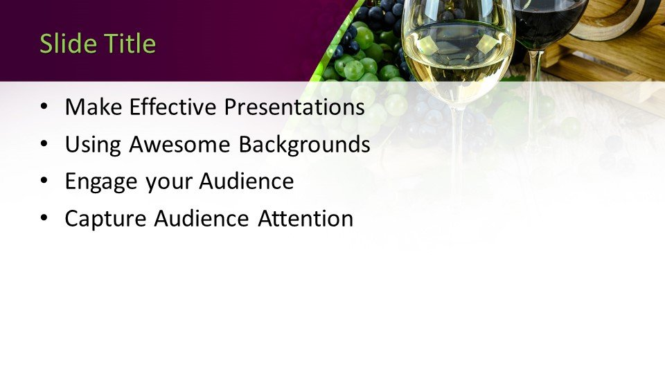 Powerpoint presentacion Vinos