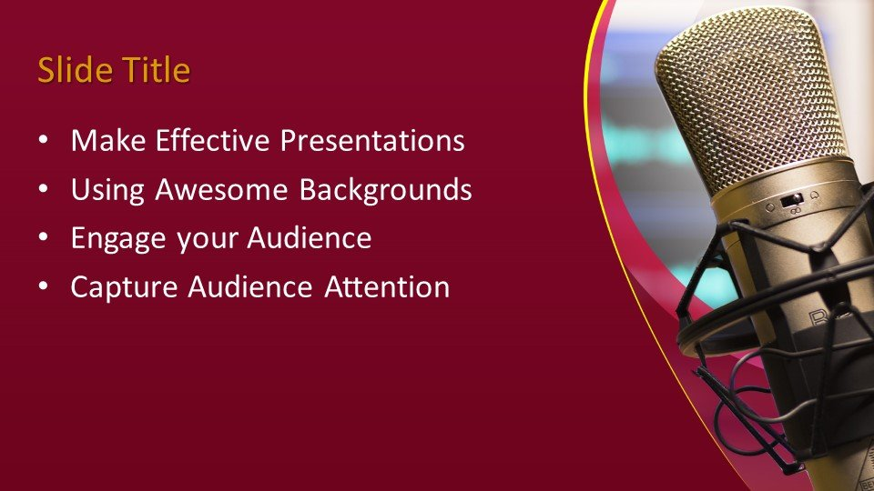 Powerpoint presentacion Voz