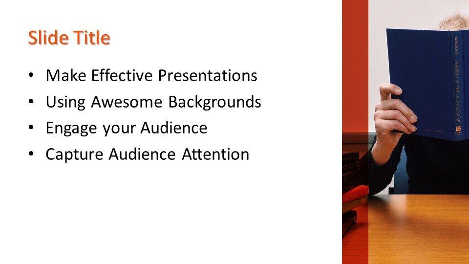 Powerpoint presentacion Estudiante Universitario