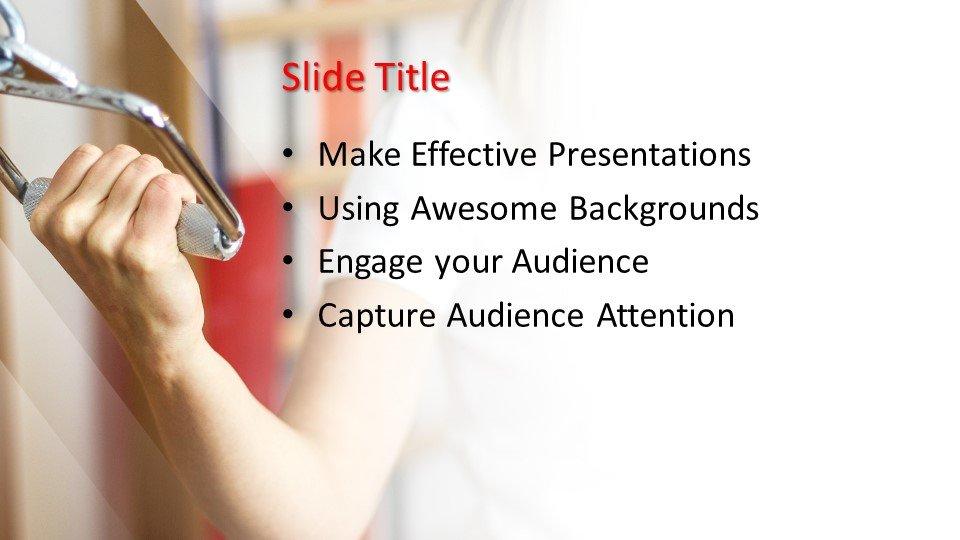 Powerpoint presentacion Fisioterapia