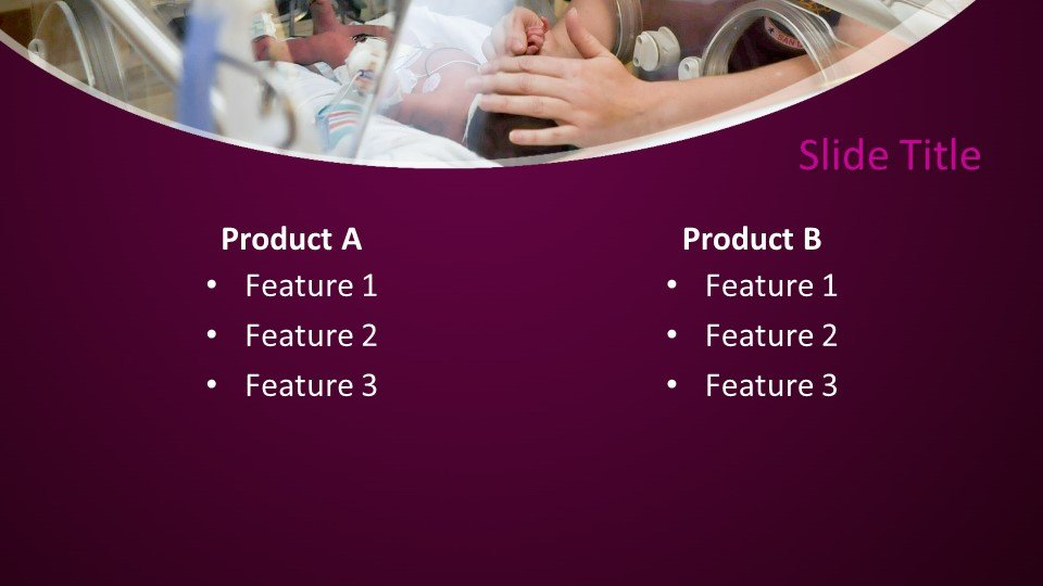 Descargar tema powerpoint Incubadora de recién nacidos