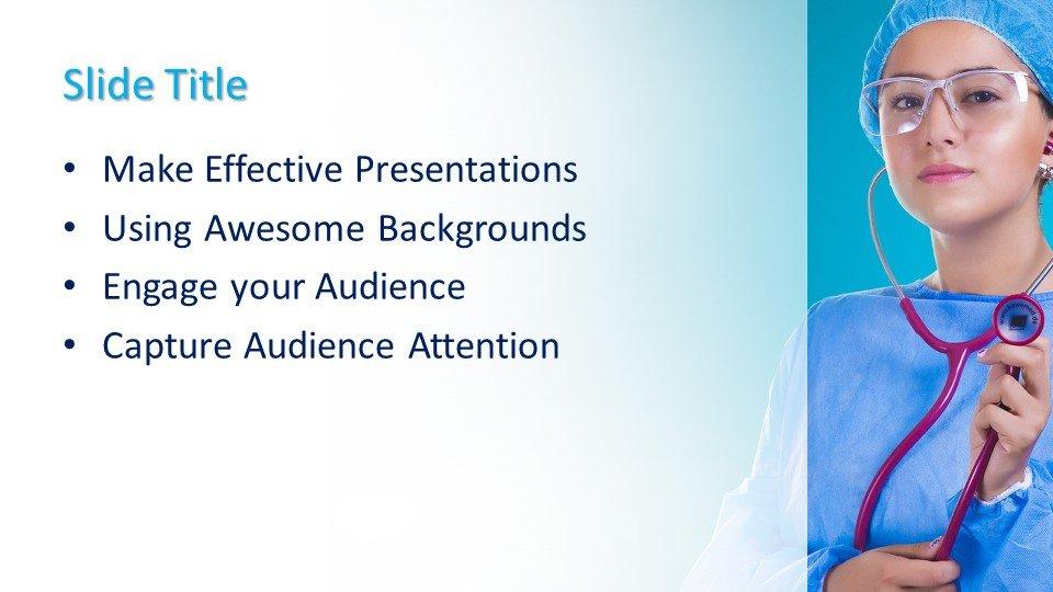 Powerpoint presentacion Personal médico