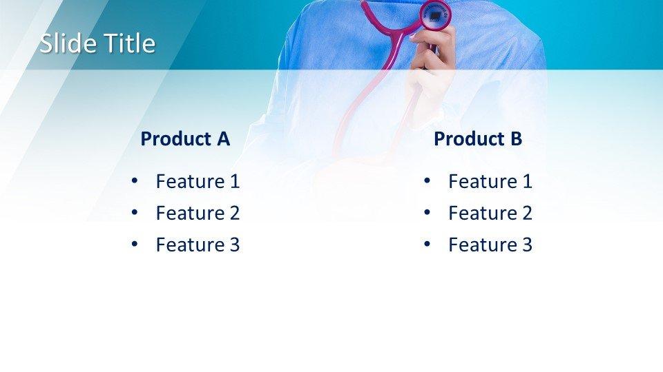Descargar tema powerpoint Personal médico