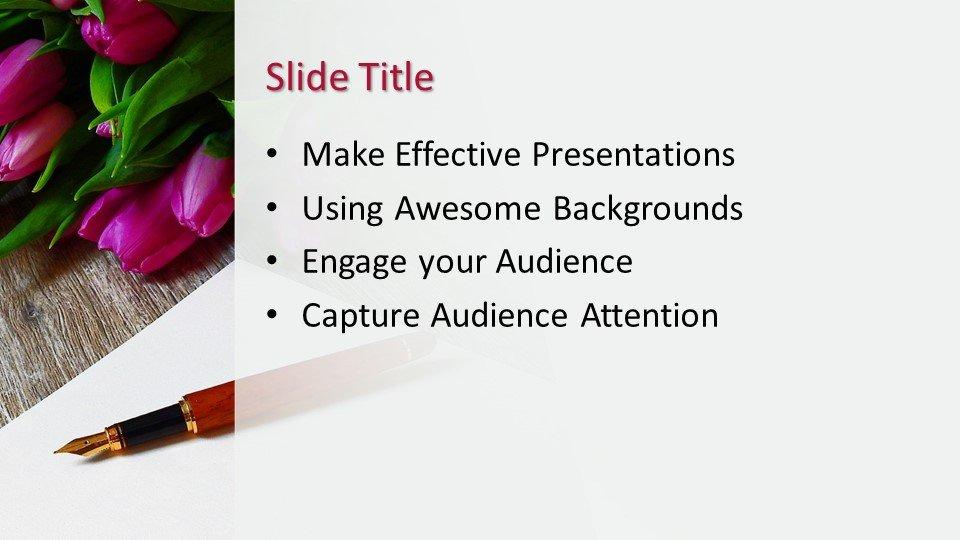 Powerpoint presentacion Carta
