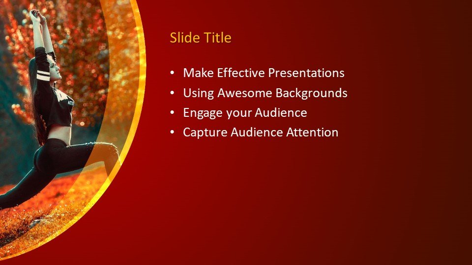 Powerpoint presentacion Yoga