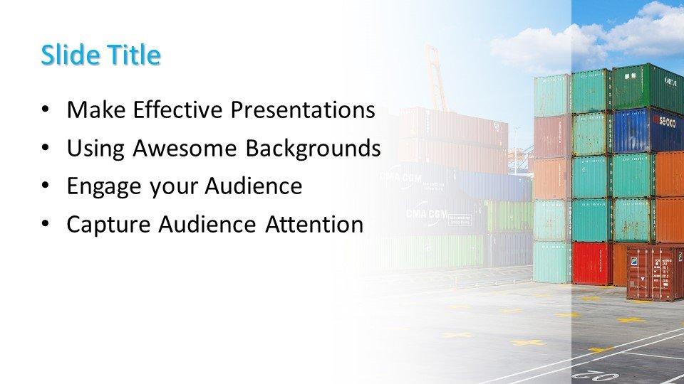 Powerpoint presentacion Cargamento