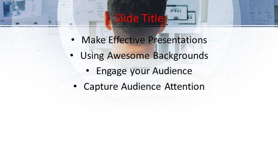 slides plantilla powerpoint Pensamiento de diseño