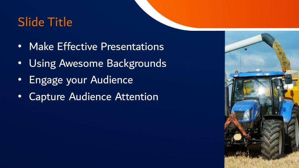 Powerpoint presentacion Presentación de Agronegocios