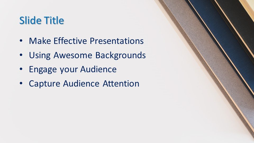 Powerpoint presentacion Libros
