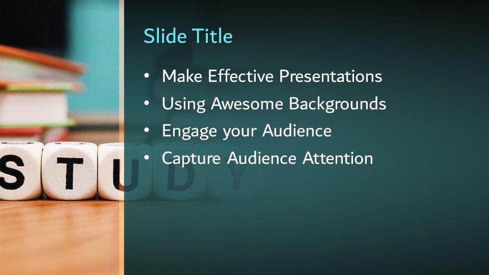 Powerpoint presentacion Estudio
