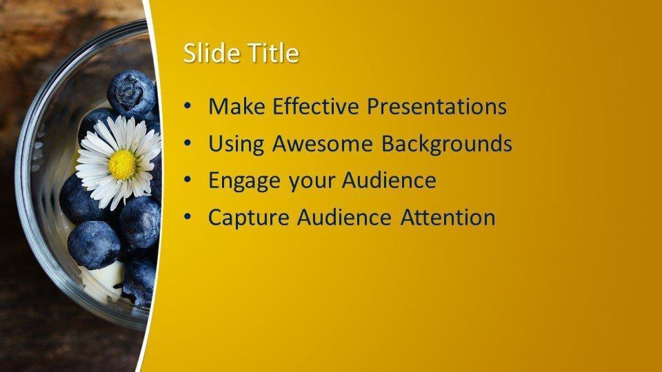 Powerpoint presentacion Arándanos