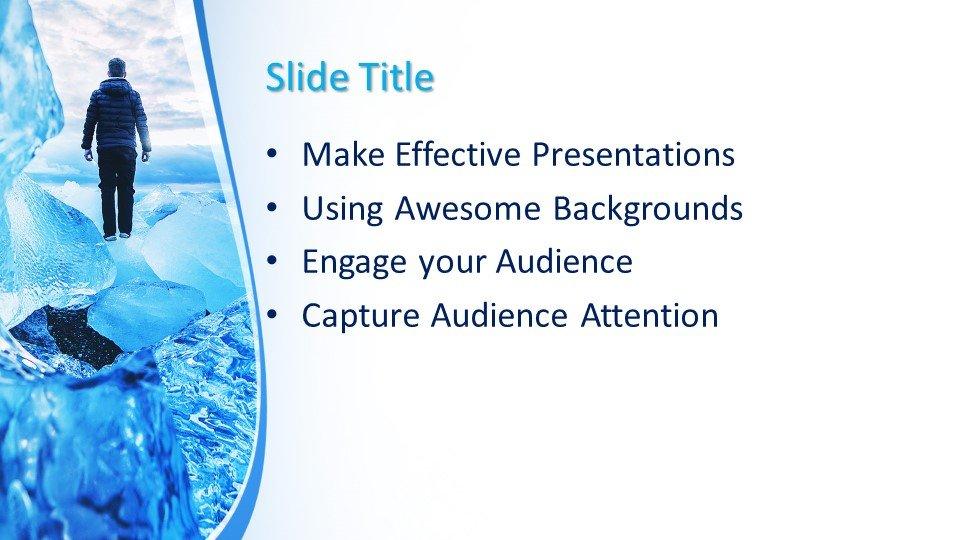 Powerpoint presentacion Glacier