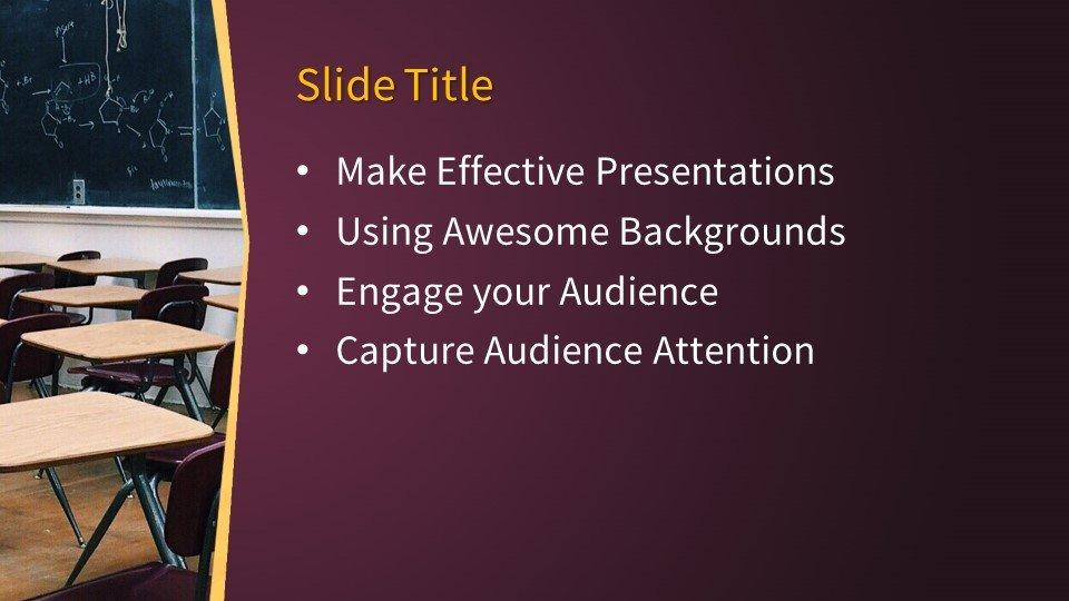 Powerpoint presentacion Aula