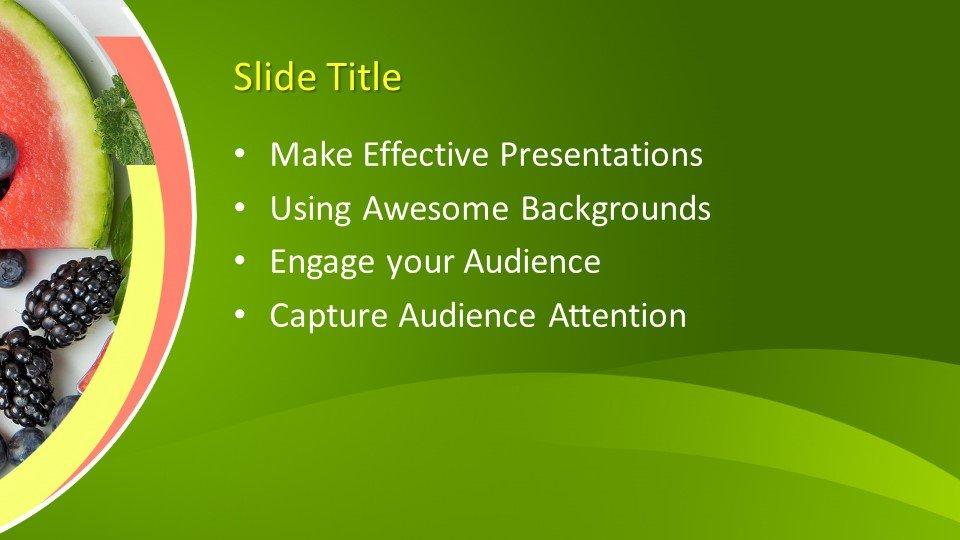Powerpoint presentacion Sandía