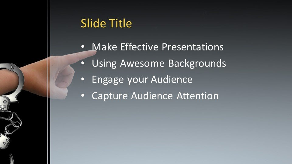 Powerpoint presentacion Justicia