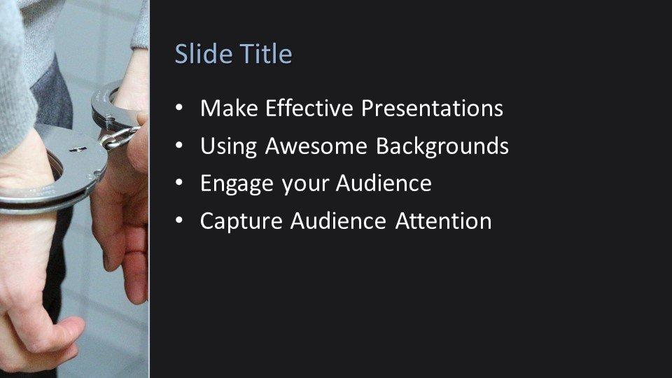 Powerpoint presentacion Crimen