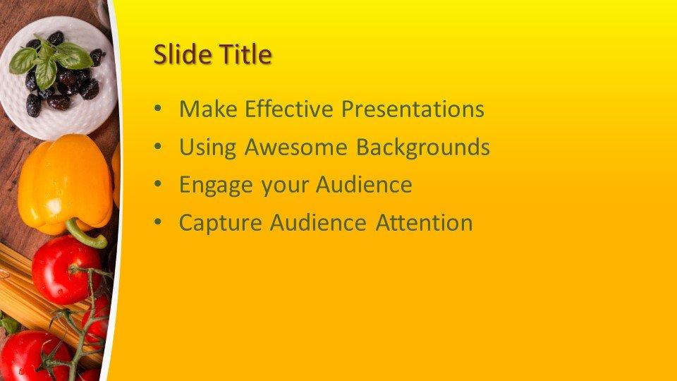 Powerpoint presentacion Cocina