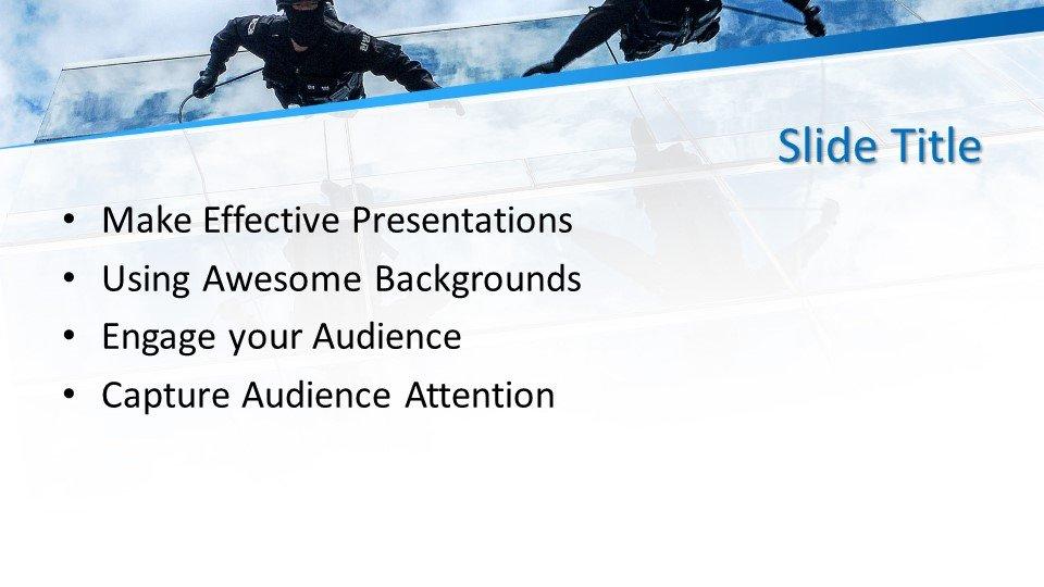 slides plantilla powerpoint Grupo de trabajo