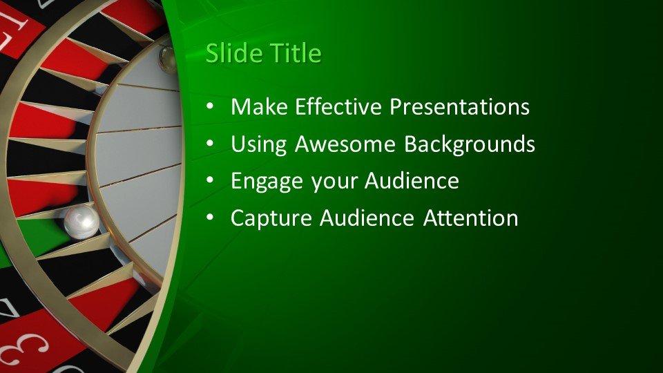 Powerpoint presentacion Juegos de azar