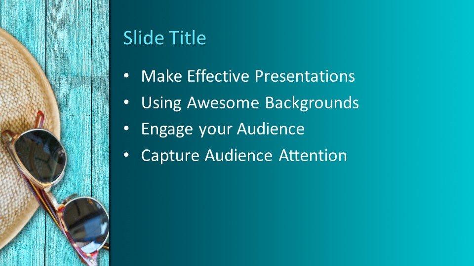 Powerpoint presentacion Agencia de Viajes