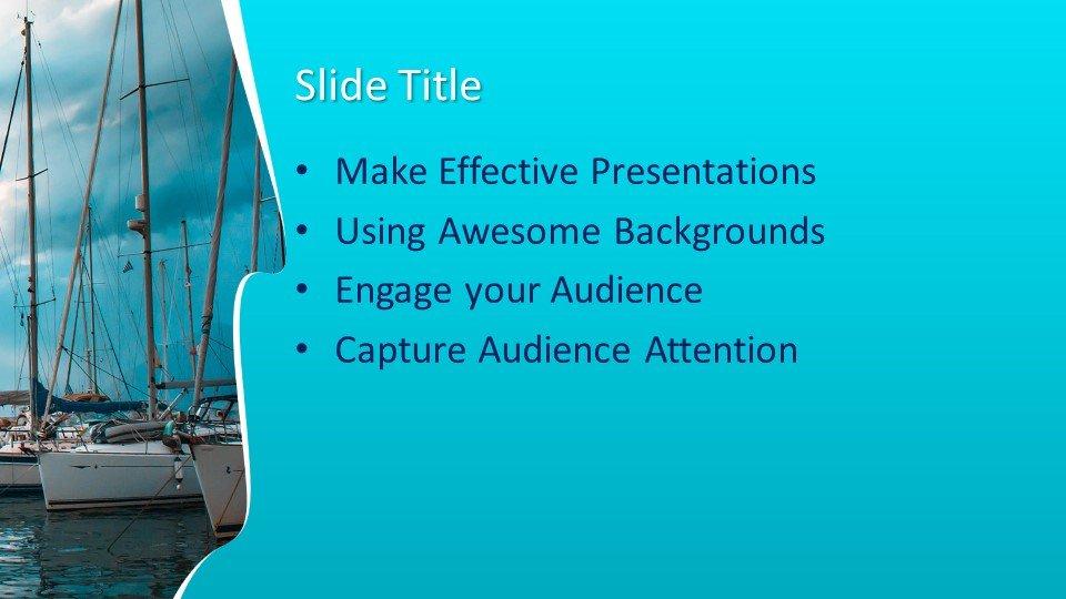 Powerpoint presentacion Barcos