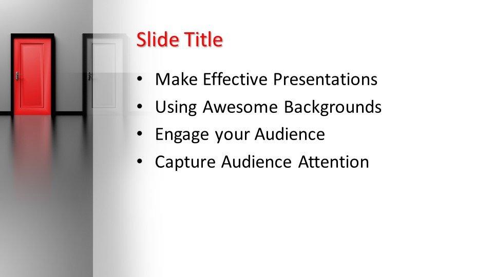 Powerpoint presentacion Doors
