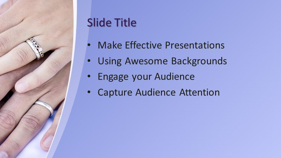 Powerpoint presentacion Boda