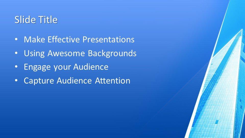 Powerpoint presentacion Ciudad