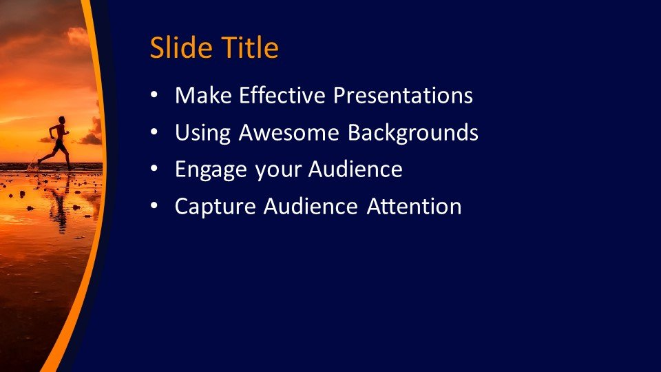 Powerpoint presentacion Correr