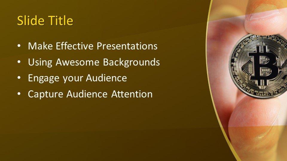 Powerpoint presentacion Crypto Bitcoin