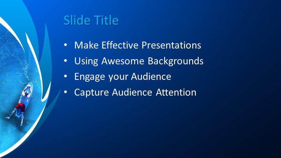 Powerpoint presentacion Tiburón