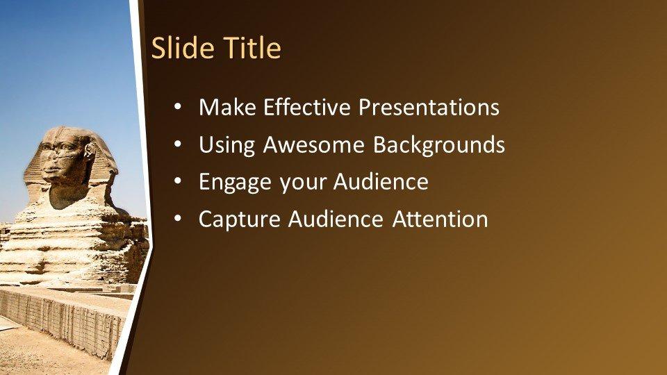 Powerpoint presentacion Esfinge