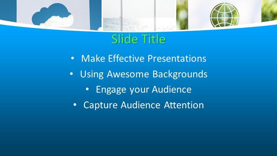 slides plantilla powerpoint Signos