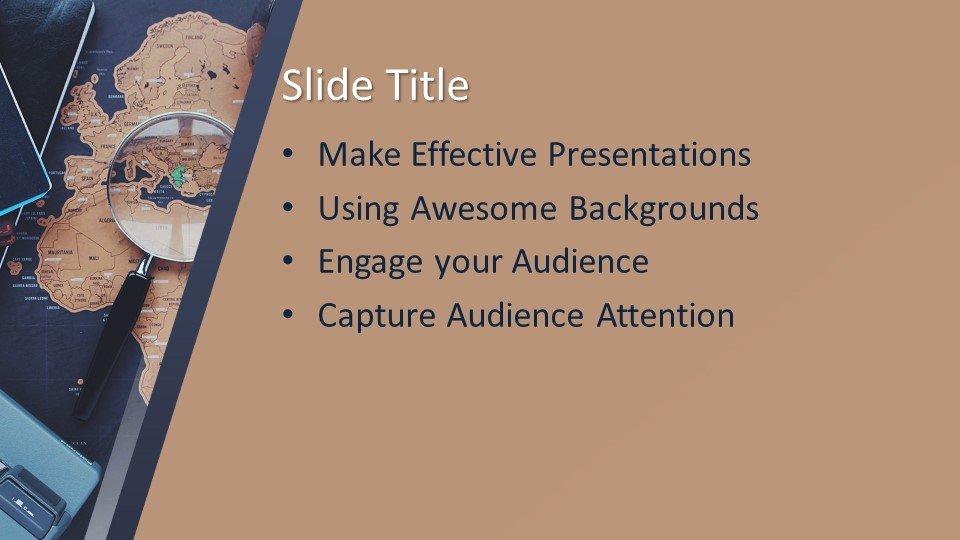 Powerpoint presentacion Viajes Mundiales