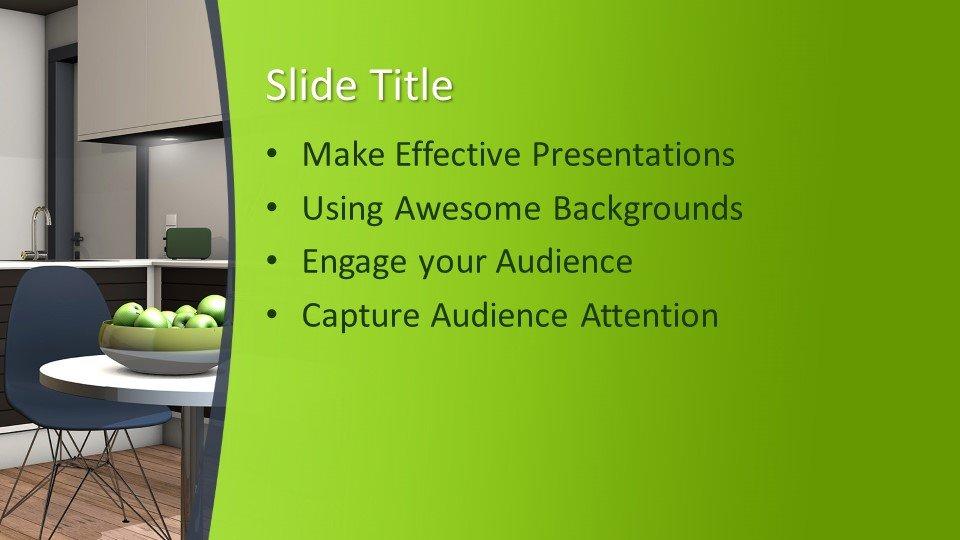 Powerpoint presentacion Interior Design